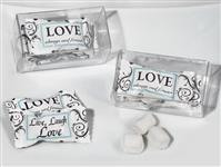226-10-LOVELIVE-Mint Candy Favors with Pvc Gift Box Live, Love, Laugh Design