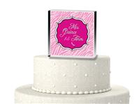 CTS9523-Mis Quince Anos cake topper