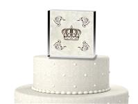 CTS9524-Royalty for the Day cake topper