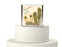 CTS9527-Summer Love cake topper
