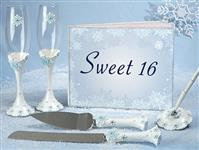 WSET9631-Winter Sweet 16 accessory set